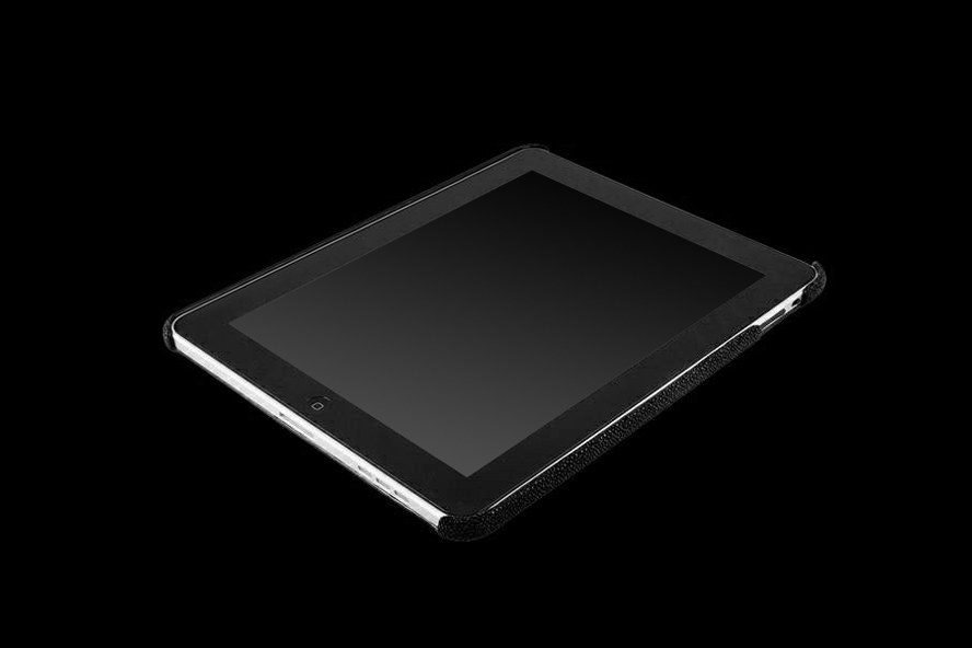 MJ Customization - APPLE iPAD EXCLUSIVE EDITION - Gold, Diamonds